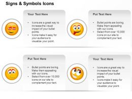 Crying Naughty Face Happiness Faces Ppt Icons Graphics
