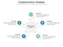 Cryptocurrency Analysis Ppt Powerpoint Presentation Portfolio Graphic Images Cpb