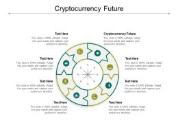 Cryptocurrency Future Ppt Powerpoint Presentation Summary Images Cpb