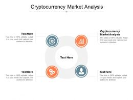 Cryptocurrency Market Analysis Ppt Powerpoint Presentation Outline Graphics Design Cpb
