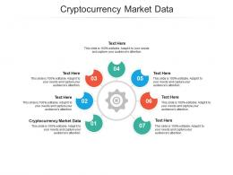 Cryptocurrency Market Data Ppt Powerpoint Presentation Outline Example Cpb