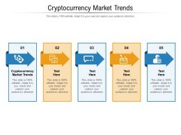 Cryptocurrency Market Trends Ppt Powerpoint Presentation Slides Portrait Cpb