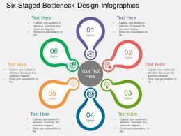 cs_six_staged_bottleneck_design_infographics_flat_powerpoint_design_Slide01
