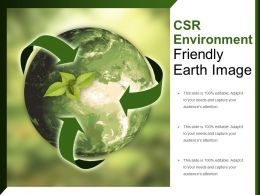 Csr Environment Friendly Earth Image