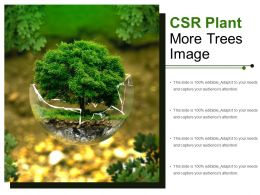 Csr Plant More Trees Image