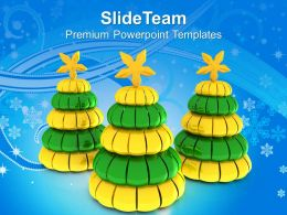 cubed_christmas_tree_for_celebration_powerpoint_templates_ppt_themes_and_graphics_0513_Slide01