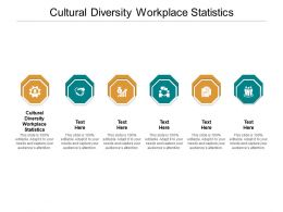Cultural Diversity Workplace Statistics Ppt Powerpoint Slide Download Cpb