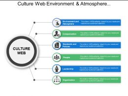 Culture Web Environment And Atmosphere Compensation Leadership Organization