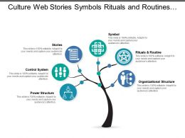 Culture Web Stories Symbols Rituals And Routines Power Structure