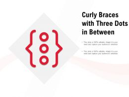 Curly Braces With Three Dots In Between