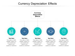 Currency Depreciation Effects Ppt Powerpoint Presentation Ideas Clipart Images Cpb