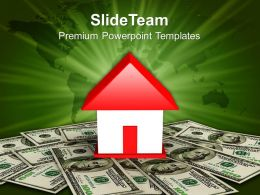 Currency Powerpoint Templates And Themes Sample Business Process Flow Presentation