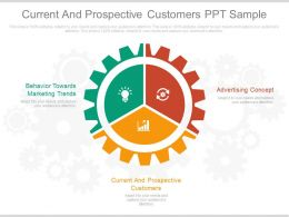Current And Prospective Customers Ppt Sample