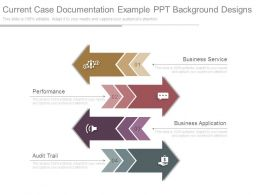 Current Case Documentation Example Ppt Background Designs