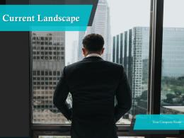 Current Landscape Lead Conversion Strategic Marketing Plan