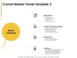 Current Market Trends Customers Ppt Powerpoint Presentation Gallery Example
