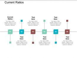 Current Ratios Ppt Powerpoint Presentation Show Ideas Cpb