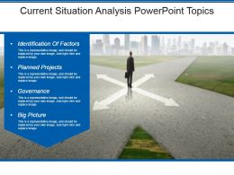 Current Situation Analysis Powerpoint Topics
