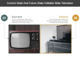 current_state_and_future_state_editable_slide_television_ppt_diagrams_Slide01