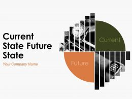 Current State Future State Powerpoint Presentation Slides