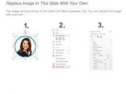 Curriculum Vitae Powerpoint Template Visual Resume