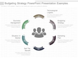 Custom Budgeting Strategy Powerpoint Presentation Examples