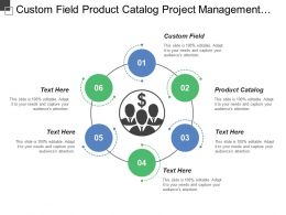 Custom Field Product Catalog Project Management Custom Sales Processes