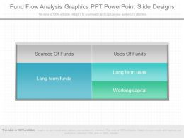 Custom Fund Flow Analysis Graphics Ppt Powerpoint Slide Designs
