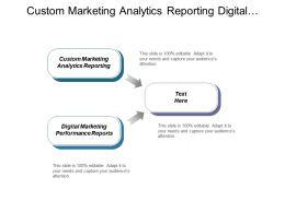 Custom Marketing Analytics Reporting Digital Marketing Performance Reports Cpb