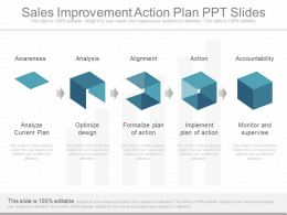 41316412 Style Linear Single 5 Piece Powerpoint Presentation Diagram Infographic Slide