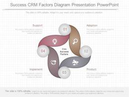 custom_success_crm_factors_diagram_presentation_powerpoint_Slide01