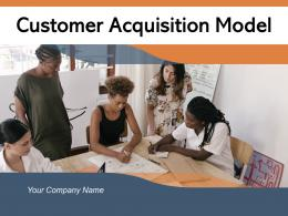 Customer Acquisition Model Business Evaluation Engagement Funnel Growth Awareness