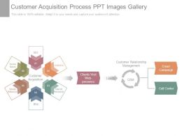 Customer Acquisition Process Ppt Images Gallery