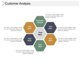 Customer Analysis Ppt Powerpoint Presentation File Slide Portrait Cpb