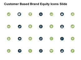 Customer Based Brand Equity Icons Slide Growth I396 Ppt Powerpoint Presentation Icons