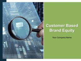 Customer Based Brand Equity Powerpoint Presentation Slides