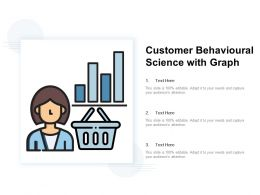 Customer Behavioural Science With Graph