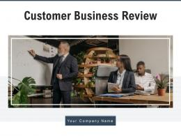 Customer Business Review Presentation Investment Quarterly Essential Importance Organization