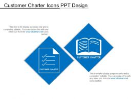 Customer Charter Icons
