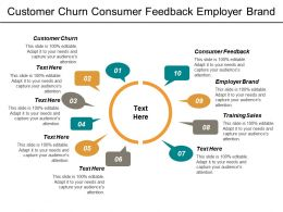 Customer Churn Consumer Feedback Employer Brand Training Sales Cpb