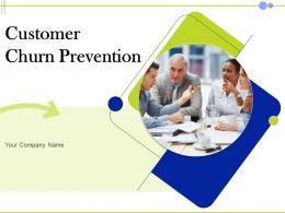 Customer Churn Prevention Powerpoint Presentation Slides