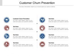 Customer Churn Prevention Ppt Powerpoint Presentation Pictures Graphics Design Cpb
