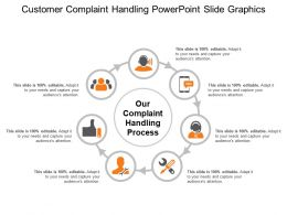 Customer Complaint Handling Powerpoint Slide Graphics