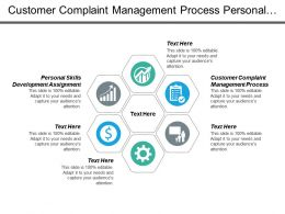 Customer Complaint Management Process Personal Skills Development Assignment Cpb