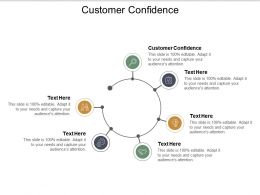 Customer Confidence Ppt Powerpoint Presentation Summary Guide Cpb