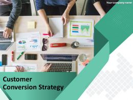 Customer Conversion Strategy Powerpoint Presentation Slides