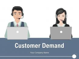 Customer Demand Components Management Planning Analysis Operations