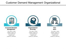Customer Demand Management Organizational Diversity Inside Sales Lead Generation Cpb