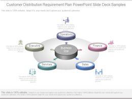customer_distribution_requirement_plan_powerpoint_slide_deck_samples_Slide01