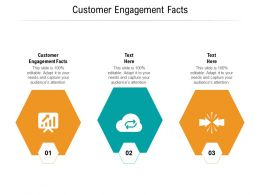 Customer Engagement Facts Ppt Powerpoint Presentation Example 2015 Cpb